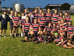 Open Boys Rugby League